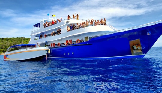 Similan Islands Liveaboards Rental