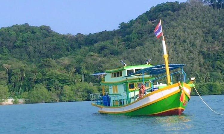 Explore Phuket, Thailand on a Traditional Boat Charter