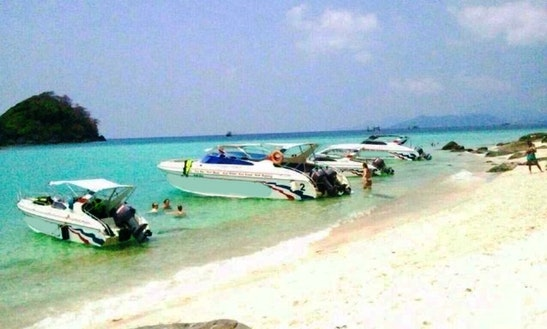 Book A Day Boat Trip In Tambon Ko Chang, Thailand