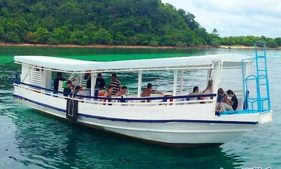 (40 Pax )diving Boat In Tambon Tha Kum