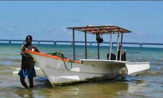 Explore Kilindoni, Tanzania By A Traditional Charter Boat