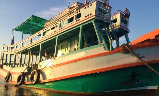 Mojo Dive Tour In Tambon Ko Tao