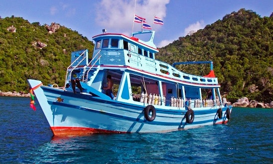 Dive Tours And Day Trips In Koh Tao, Thailand