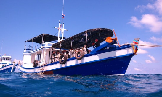 Daily Diving Tours In Tambon Ko Pha-ngan