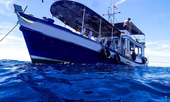 Asia's Angel Boat Tour In Ko Pha-ngan