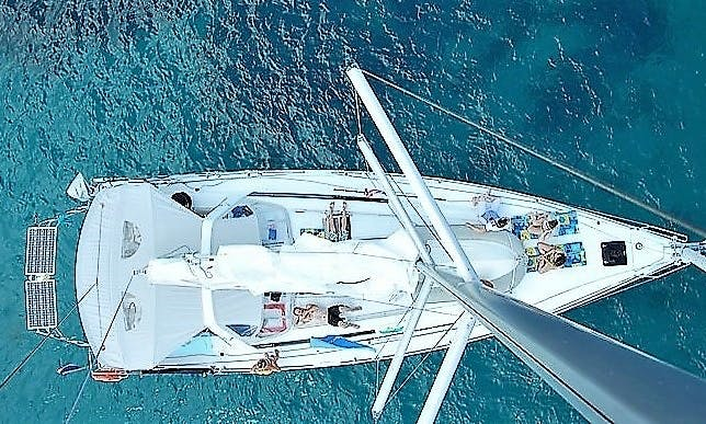 Daysailer rental in Vallauris