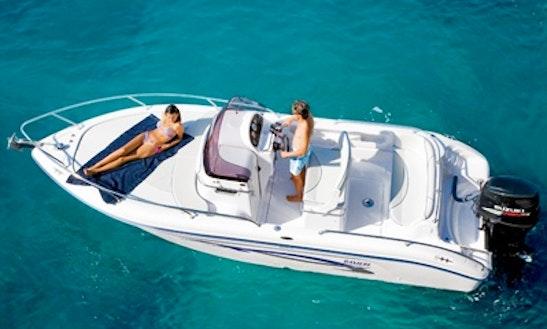 Motor Yacht Rental In Fiumicino