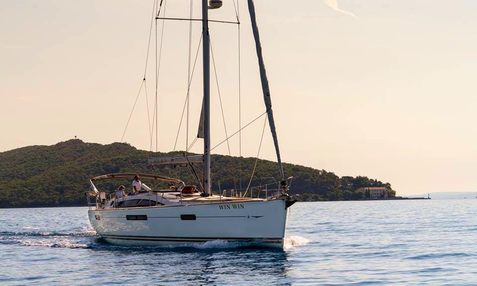 Charter 53' Jeanneau Cruising Monohull in Split, Croatia