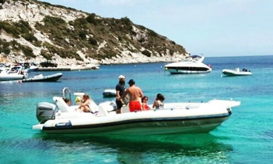 Charter A Rigid Inflatable Boat In Agios Nikolaos, Greece