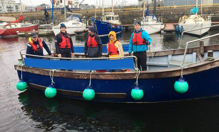 Enjoy Boat Tour On 21ft 'Willie Joe' Motor Boat In Galway, Ireland