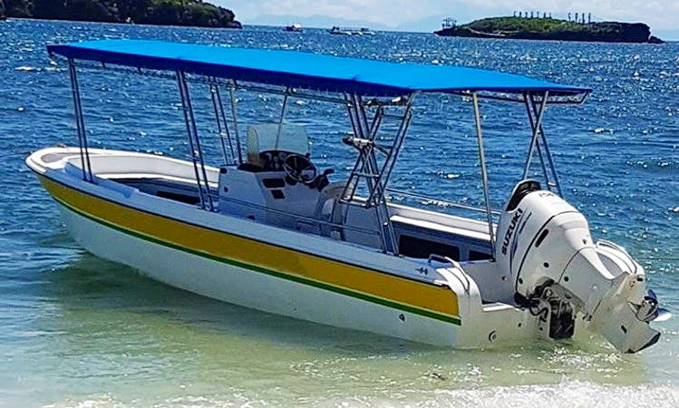Charter a Center Console in Malay, Philippines