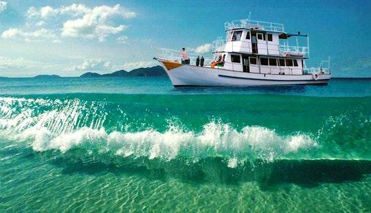 Duchess Mv Yacht Charter In Muang Pattaya, Chon Buri, Thailand