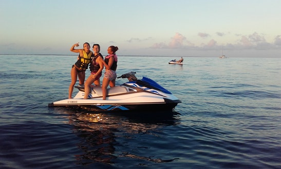 Rent A Jet Ski In Marigot, Saint Martin