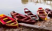 Explore Islamabad, Pakistan on a Row Boat