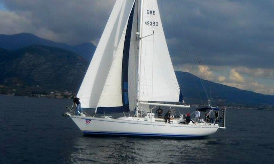 Charter 52' Adonis Cruising Monohull In Volos, Greece