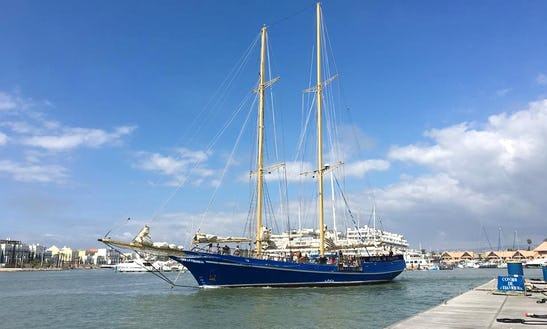 Charter 112' Condor Of Vilamoura Gulet In Quarteira, Portugal