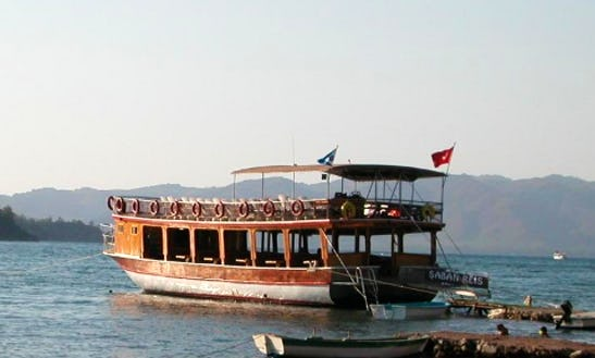 Large Group Boat Tour In Marmaris, Turkey