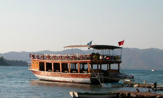 Large Group Boat Tour In Marmaris, Turkey