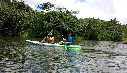 Enjoy Kayak Rental In Castries, Saint Lucia