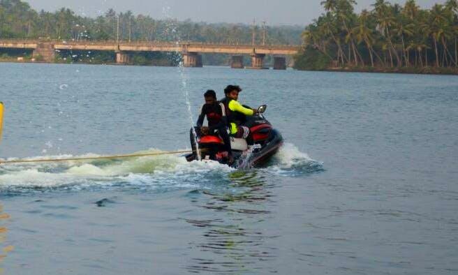 Rent a Jet Ski in Kappil, Kerala