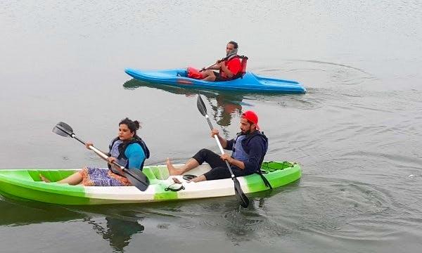 Rent a Kayak in Kappil, Kerala