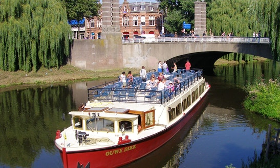 Boat Tour And Cruse On The Dommel River In 's-hertogenbosch