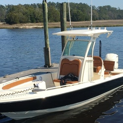 Myrtle beach inshore fishing charter out of little river for Little river fishing charters