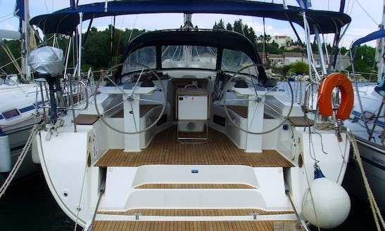 Rent 45' Bavaria Cruising Monohull In Lefkada, Greece