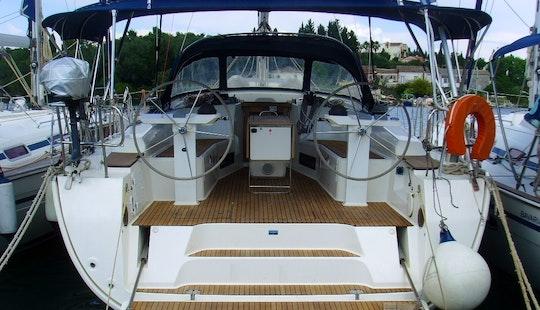 Rent 45' Bavaria Cruising Monohull In Lefkada, Greece
