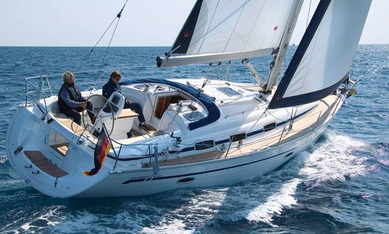 Charter A 40' Bavaria Cruising Monohull In Rodos, Greece