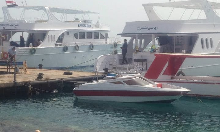 Rent an amazing Bowrider in Red Sea Governorate, Egypt for up to 5 people
