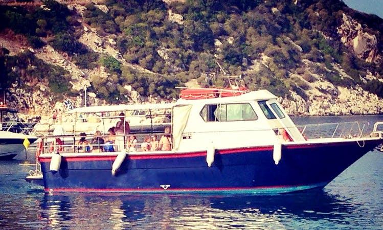 Charter a Cuddy Cabin in Agios Nikolaos, Greece