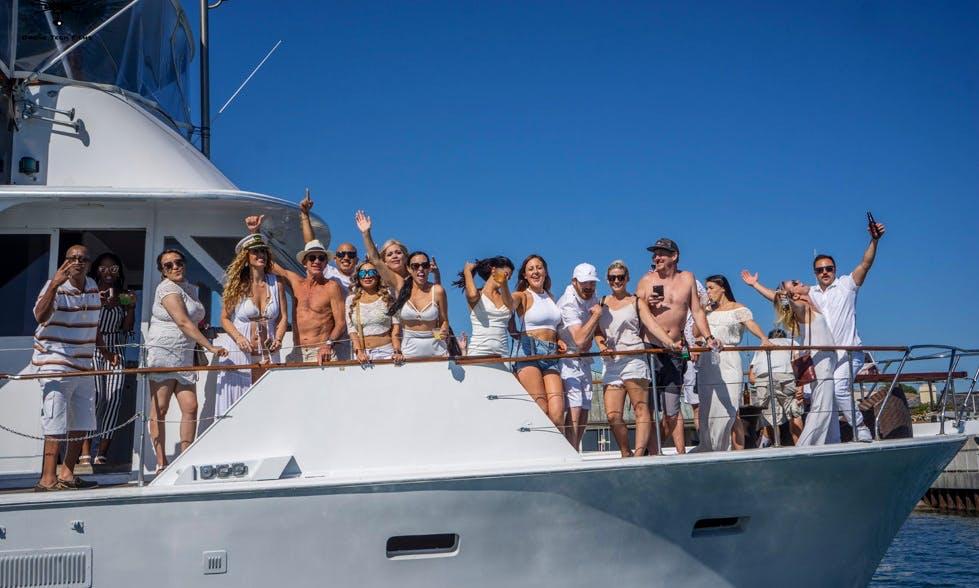 80 Passenger Coast Guard Certified Yacht Charter in Newport Beach