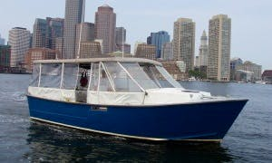 26' Commuter Boat (capacity 20)
