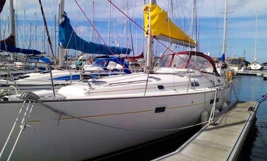 Charter Oceanis 411 Yacht In France