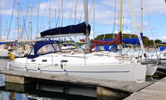 Sail Swallow. Charter Our Harmony 34 From Oban Marina On The West Coast Of Scotland