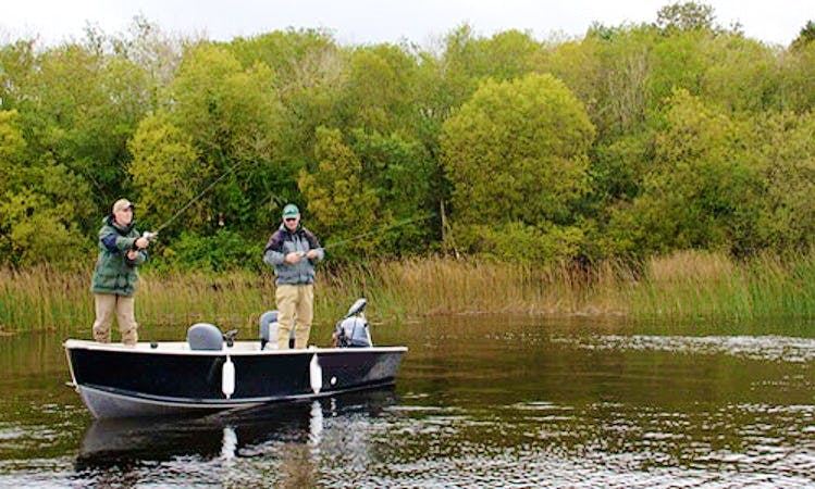 Fishing Charters on Lough Derg