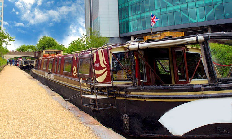 """Canal Boat """"Bohemia"""" Tour in Manchester, United Kingdom"""