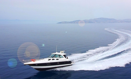 Motor Yacht Rental In Skiathos