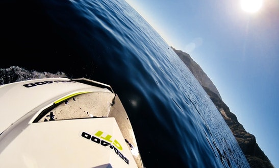 Guided Jetski (pwc) Island Adventures - Full Day
