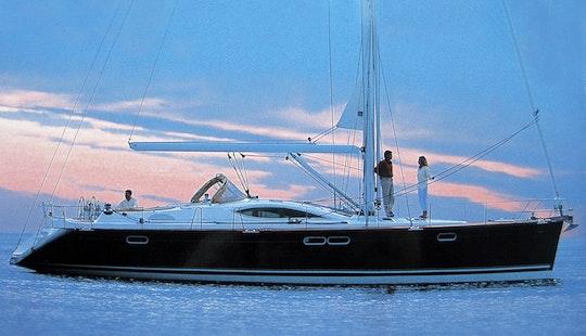 Charter 54' Jeanneau Ds Cruising Monohull In Il-kalkara, Malta