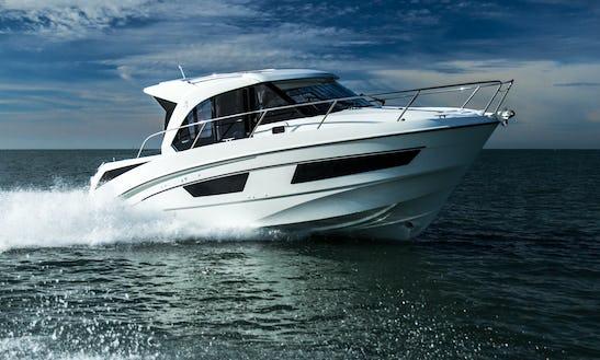 Motor Yacht Rental In Vathi