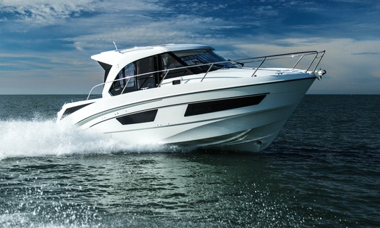 Motor Yacht Rental In Vathi