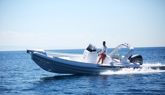 Charter Selva 300 Rigid Inflatable Boats In Kassiopi, Greece