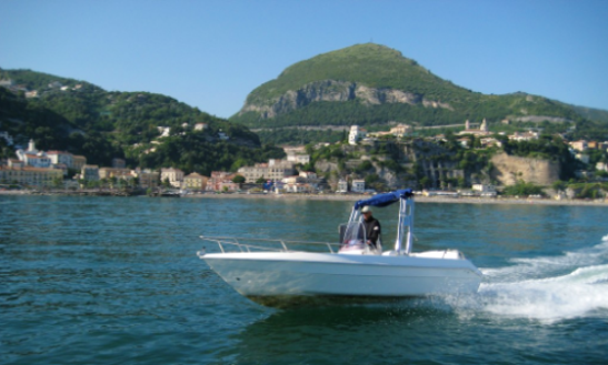 Rent 19' Soremar Swing Center Console In Salerno, Italy