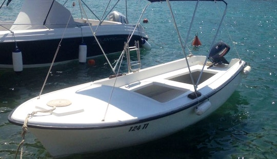 Rent Pasara Dinghy In Tisno, Croatia