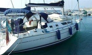 Charter 37' Sun Odyssey Cruising Monohull in Sicilia, Italy
