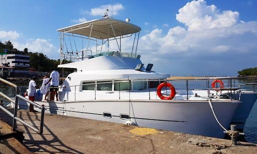 2019 Top Panama Power Catamaran Rentals (w Photos) | GetMyBoat