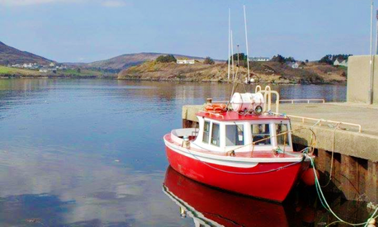 Passenger Boat Fishing Charter In County Donegal