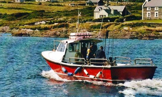 Valentia Fishing - Deep Sea Angling In Kerry, Ireland